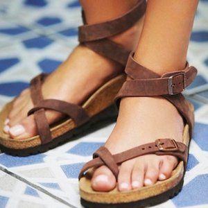 Birkenstock Yara Ankle Wrap